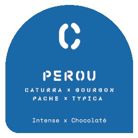 Pérou Junin - Le Café Aain Ducasse