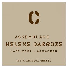 Assemblage Hélène Darroze - Le Café Alain Ducasse