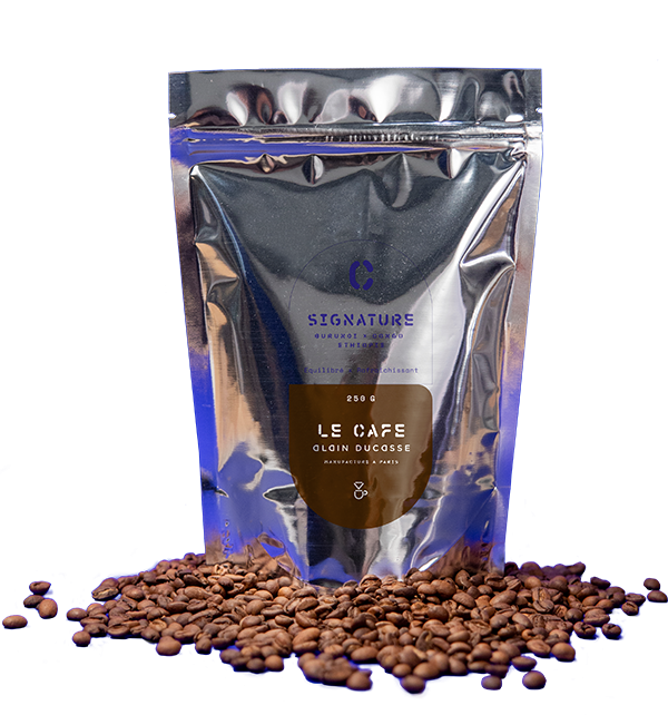 Signature Blend Filter - Le Café Alain Ducasse