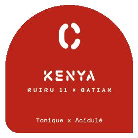 Kenya Nyeri - Le Café Alain Ducasse