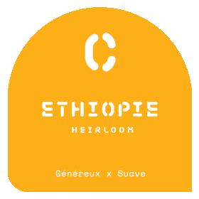 Ethiopie Yirgacheffe - Le Café Alain Ducasse