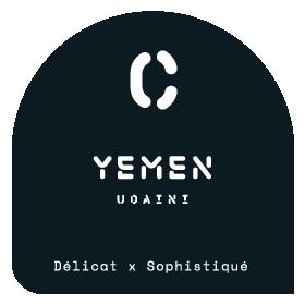Yémen Grand Cru - Le Café Alain Ducasse