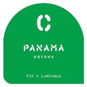 Geisha Panama Grand Cru - Le-Café Alain Ducasse