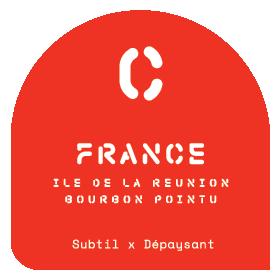 Bourbon Pointu Grand Cru - Le Café Alain Ducasse